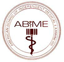 Absolute Foot Care's affiliation with the American Board of Independent Medical Examiners
