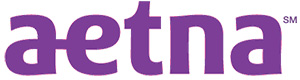 Logo Recognizing Absolute Foot Care Specialists's affiliation with Aetna