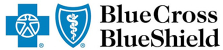 Logo Recognizing Absolute Foot Care Specialists's affiliation with BlueCross BlueShield